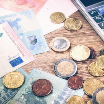 Geld euro's munten en biljetten finzie website