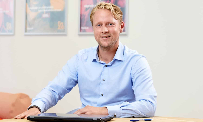 Arjan de Boer financieel coach Finzie