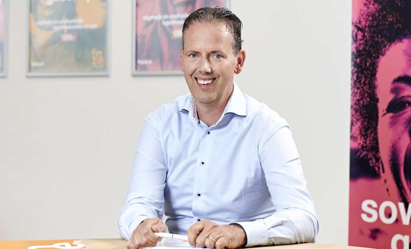 Bas Hijne financieel coach Finzie