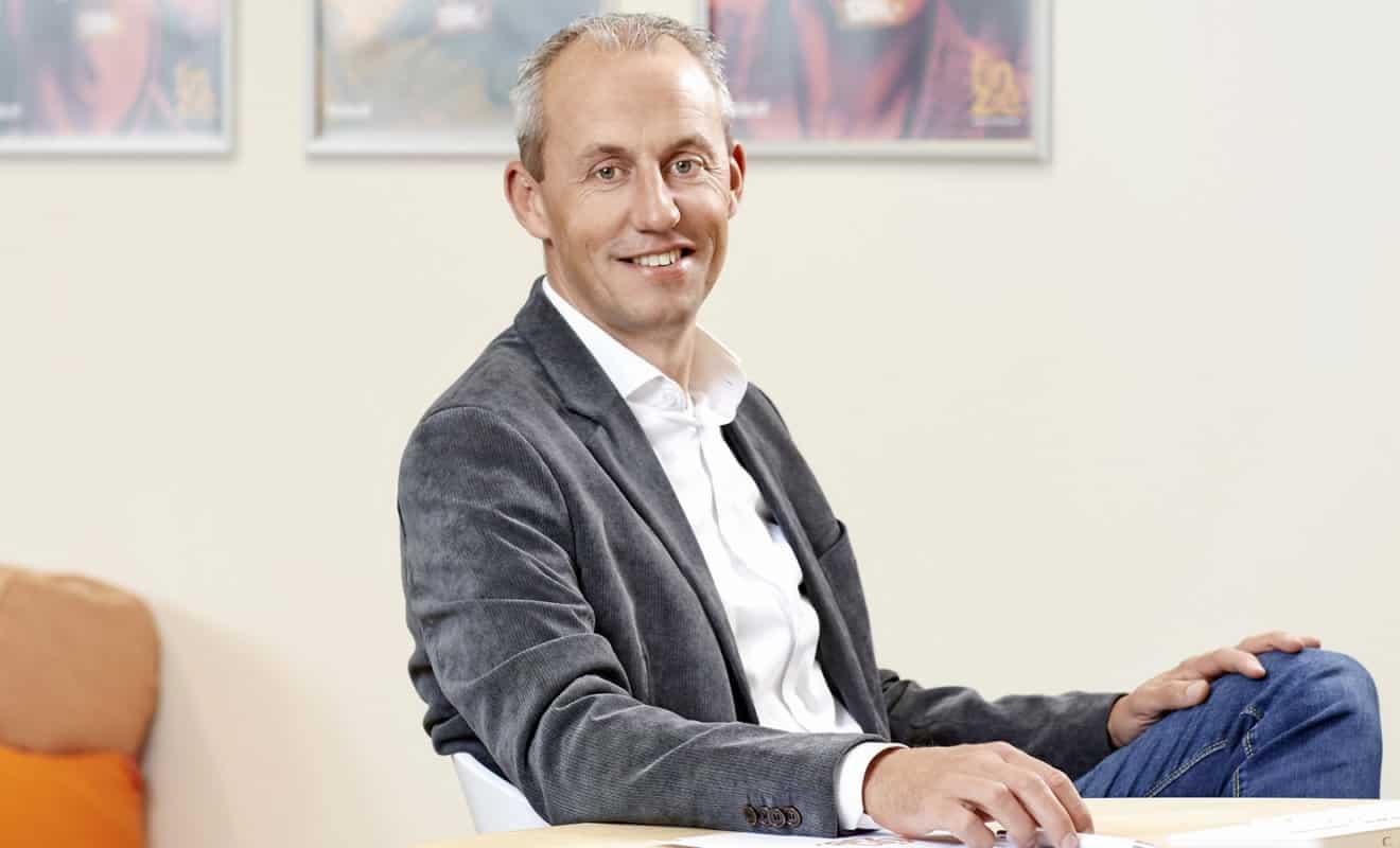 Dennis Karté financieel coach Finzie