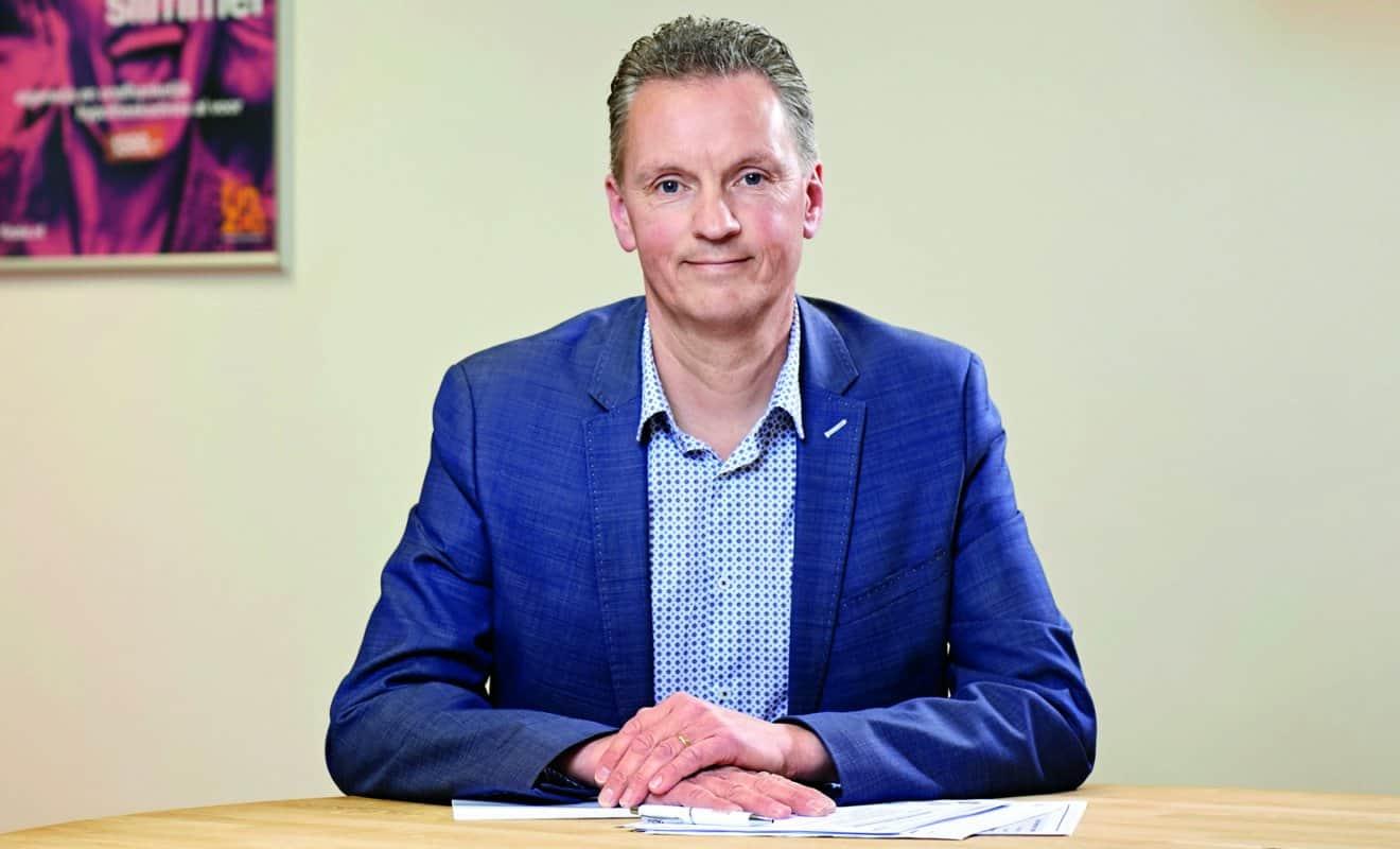Fred Berg financieel coach Finzie