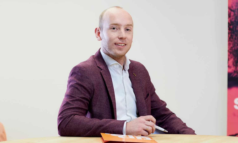 Henry Bos financieel coach Finzie
