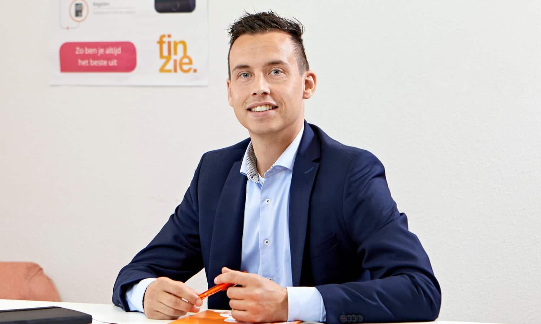 Jeremy van Aalst financieel coach Finzie