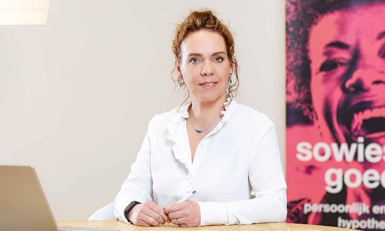 Mieke Pannekoek financieel coach Finzie