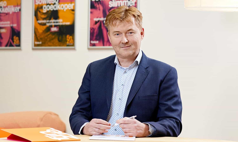 René de Kuijper financieel coach Finzie