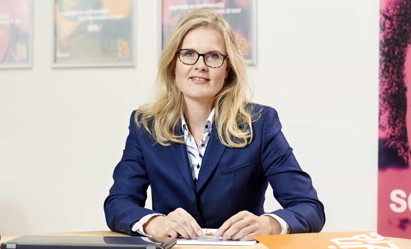 Jitske Dijkstra financieel coach Finzie