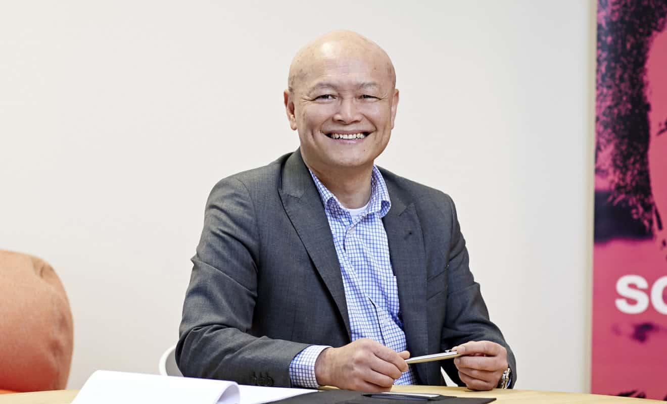 Wing Tang financieel coach Finzie