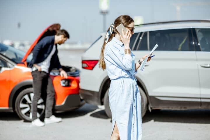 botsing en autoschade