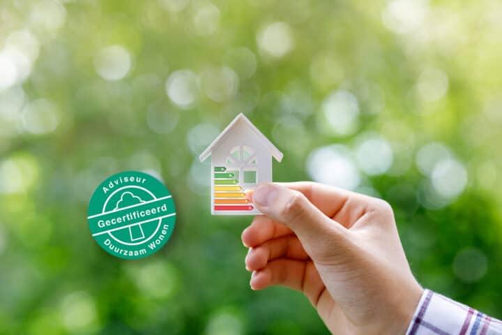 Verduurzamen en certificering Adviseur Duurzaam Wonen