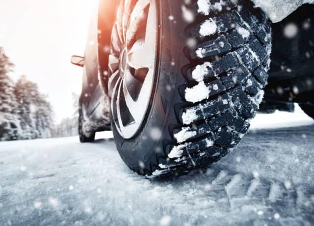 Sneeuw en je autoverzekering