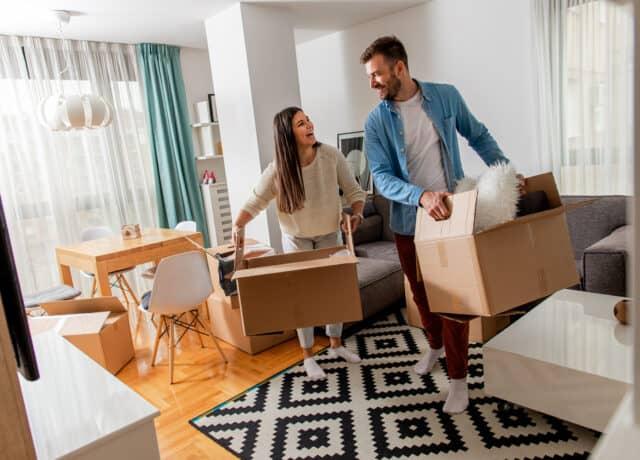 Starters blij met eerste huis